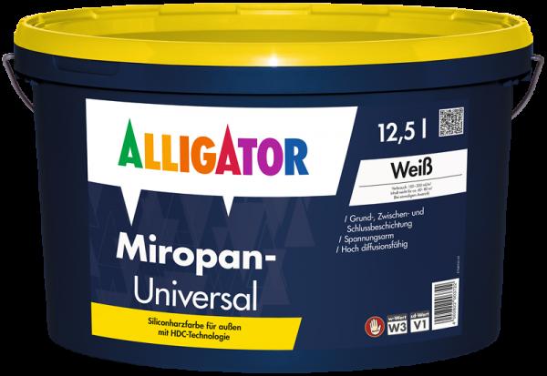 Alligator Miropan-Universal Weiß