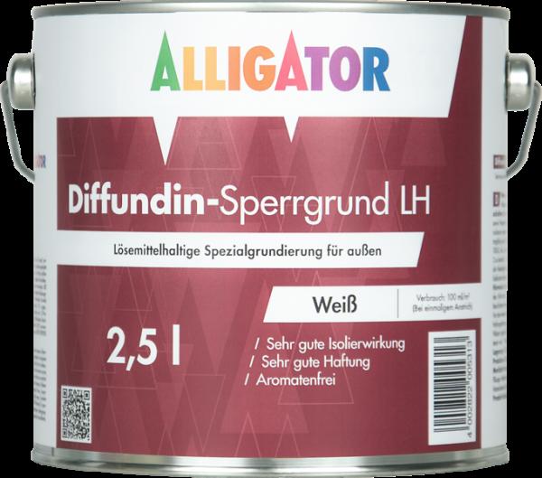 Alligator Diffundin-Sperrgrund LH