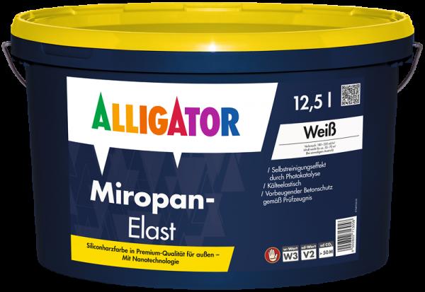 Alligator Miropan-Elast Weiß