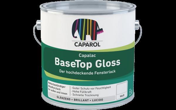 Capalac BaseTop Gloss