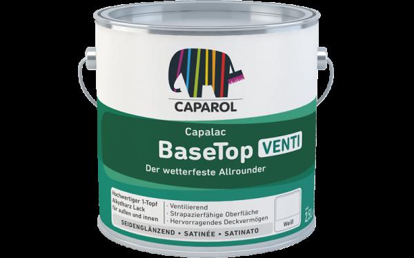 Capalac BaseTop Venti
