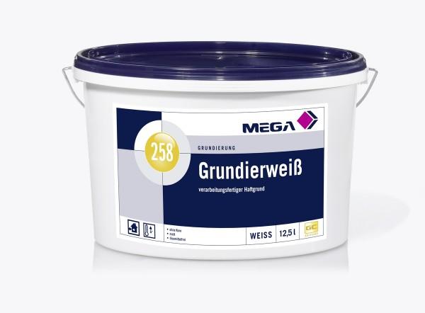 MEGA 258 Grundierweiß