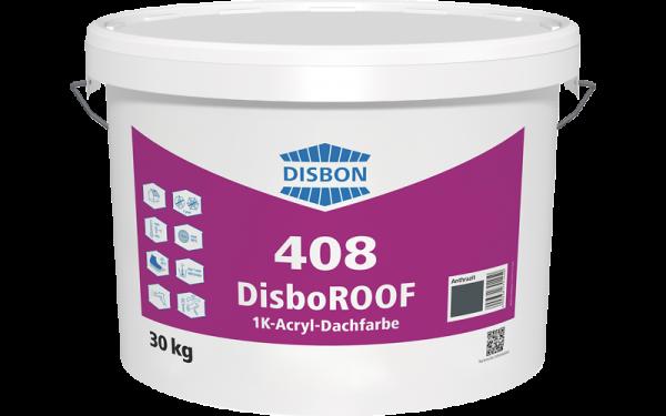 DisboROOF 408 1K-Acryl-Dachfarbe Anthrazit