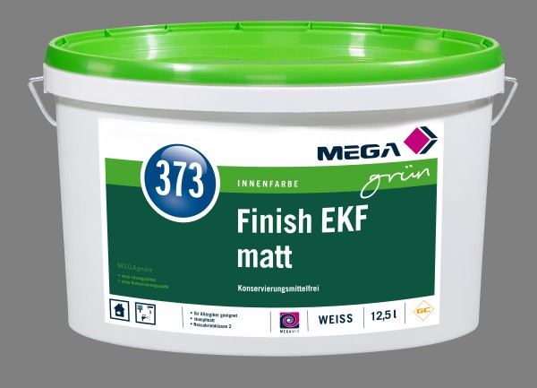 MEGAgrün 373 Finish EKF matt