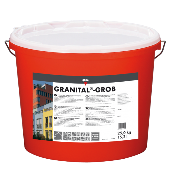 KEIM Granital-Grob