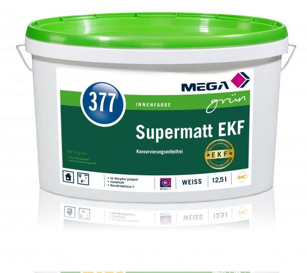 MEGAgrün 377 Supermatt EKF