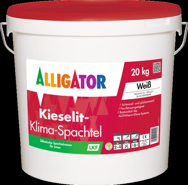Alligator Kieselit-Klima-Spachtel LKF