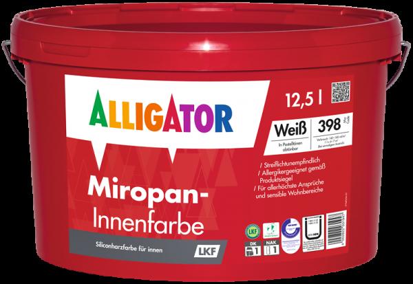 Alligator Miropan-Innenfarbe LKF Weiß