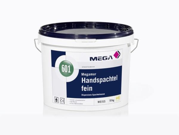MEGA 601 Megamur Handspachtel fein