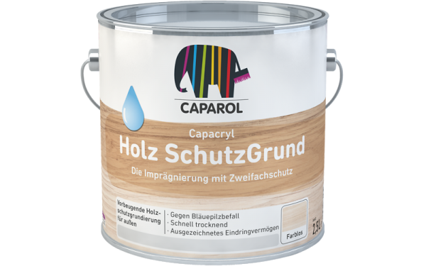 Capacryl Holzschutz-Grund