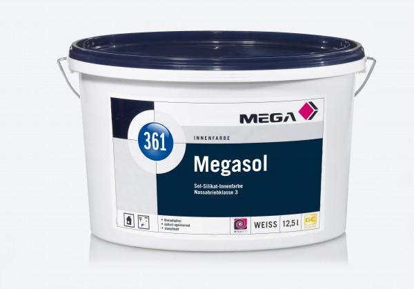 MEGA 361 Megasol Sol-Silikat Innenfarbe