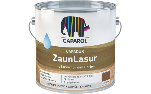 Capadur ZaunLasur