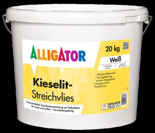 Alligator Kieselit-Streichvlies